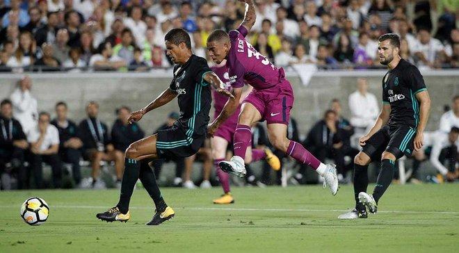 Манчестер Сити разгромил Реал на Международном кубке чемпионов, Зинченко вышел на замену