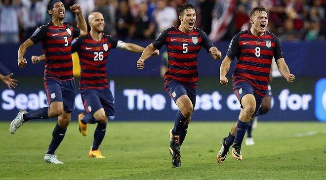 Збірна США вшосте виграла Золотий кубок КОНКАКАФ