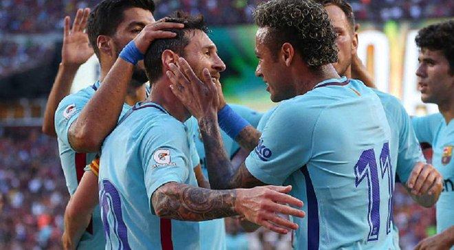 Барселона – Манчестер Юнайтед – 1:0. Видео гола и обзор матча