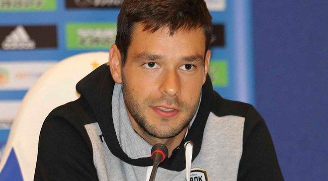 Шахов: Грати на стадіоні Динамо – прекрасно