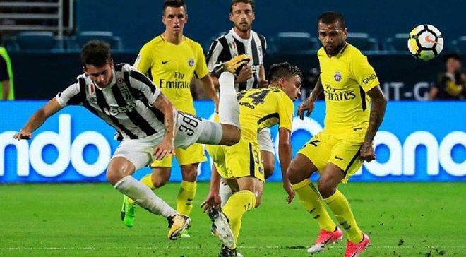 Парі Сен-Жермен – Ювентус – 2:3. Відео голів і огляд матчу