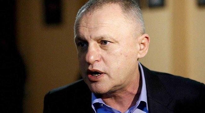 Суркис: Я обещал Ярмоленко, что отпущу его