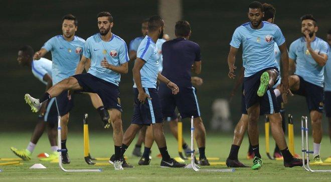 Збірна Катару гратиме у кваліфікації на домашній ЧС-2022