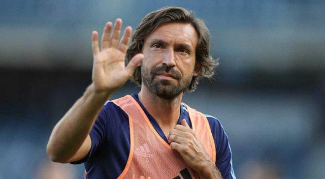 Пірло пояснив, чому Мілан не зможе боротись за чемпіонство в Італії