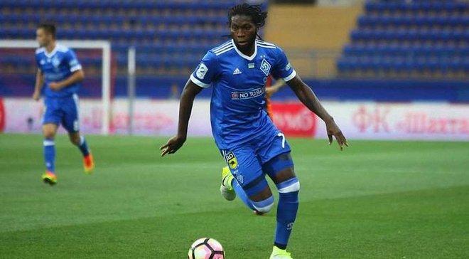 Мбокані: Не проти залишитися в Динамо, але пропозиція має бути цікавою