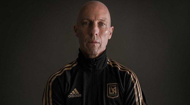 Бредлі став першим тренером нового клубу Лос-Анджелес