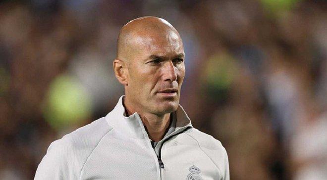 Зидан считает, что Реалу не нужны новые игроки