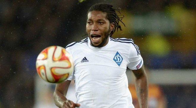 Мбокани – самый возрастной легионер, который забивал за Динамо в еврокубках