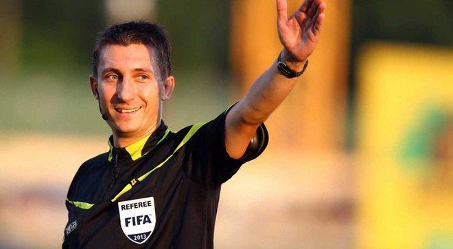 Янг Бойз – Динамо: УЕФА назначил судей на матч Лиги чемпионов 2017/18