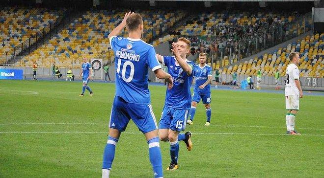 Динамо разорвало Карпаты с унизительным счетом