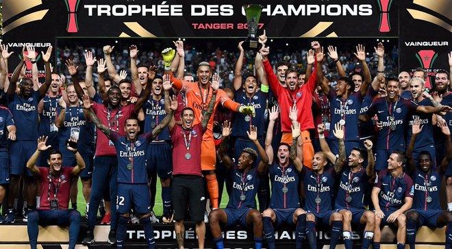 Топ-новости: Динамо и Шахтер одержали разные победы, ПСЖ обыграл Монако в Суперкубке Франции