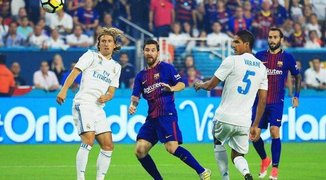 Барселона перестріляла Реал у неймовірному трилері та виграла Міжнародний кубок чемпіонів