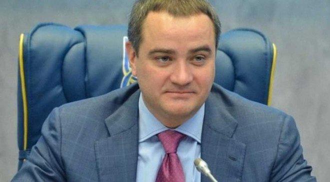 Павелко відвідає матч Маріуполь – Чорноморець