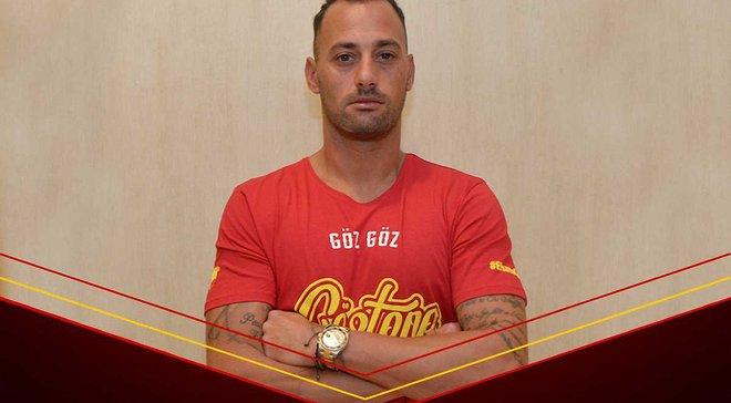 Гезтепе підписав Бету – дворазового переможця Ліги Європи