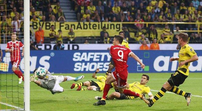 Бавария боруссия суперкубок