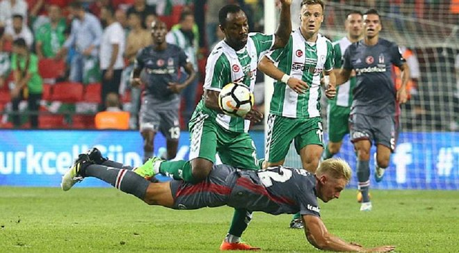 1f33c9c13f6c Коньяспор стал обладателем Суперкубка Турции 2017, обыграв Бешикташ ...