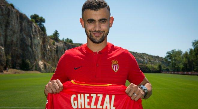 Геззаль підписав контракт з Монако