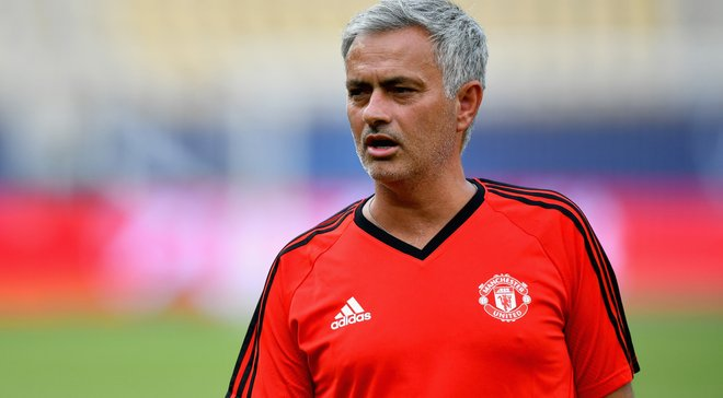 Моуринью: Первый гол Манчестер Юнайтед пропустил из офсайда