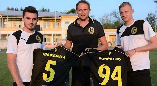 Перша ліга, 5 тур: Рух програв у більшості, Хомченко забив гол у дебютному матчі, Полтава вийшла в лідери