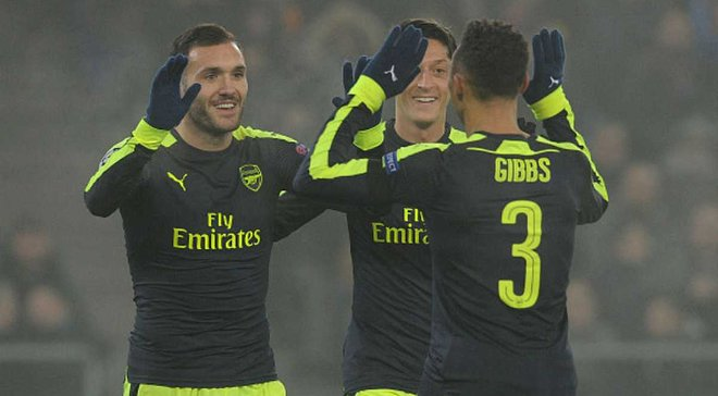 Арсенал планує попрощатись з 5-ма гравцями