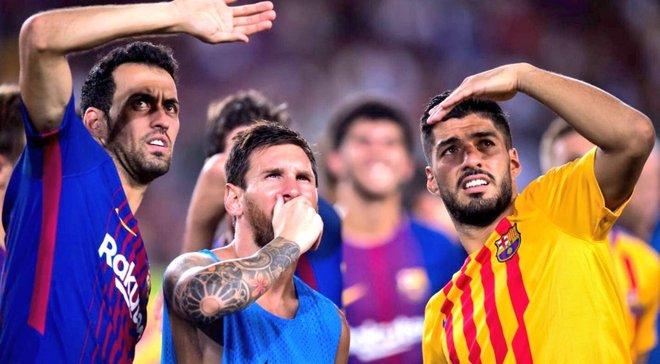 Барселона – Реал. Анонс
