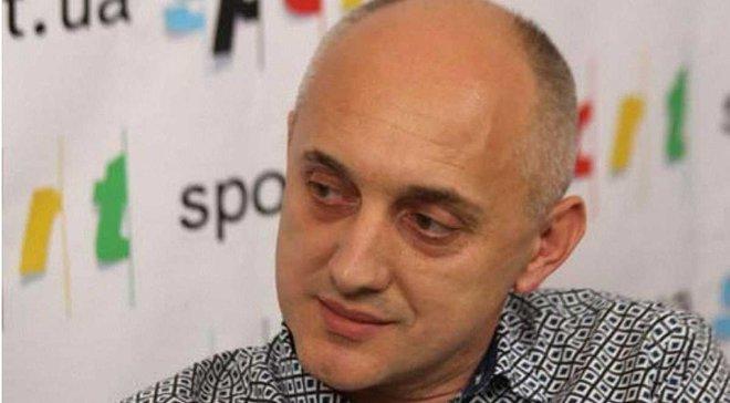 Вице-президент ФФУ Собуцкий: Тем, что Динамо не едет в Мариуполь, оно разрывает Украину