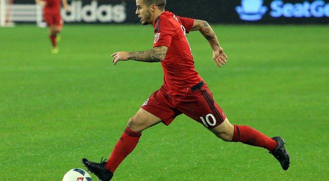 Джовинко отметился классным голом со штрафного в матче против Филадельфии