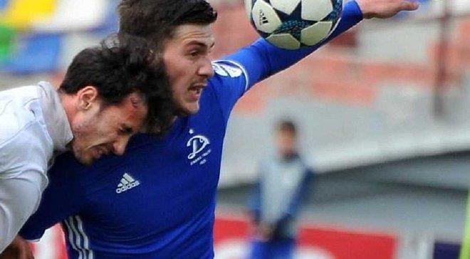 Динамо підписало контракт з Лочошвілі