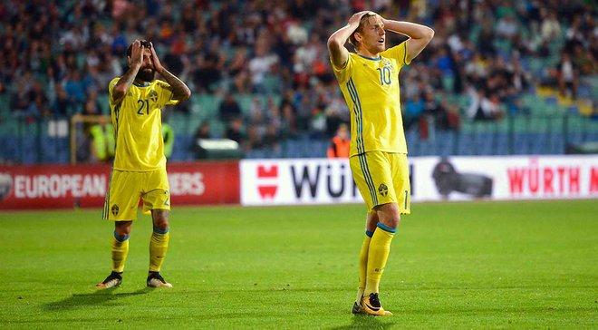 Болгарія – Швеція – 3:2 – Відео голів та огляд матчу