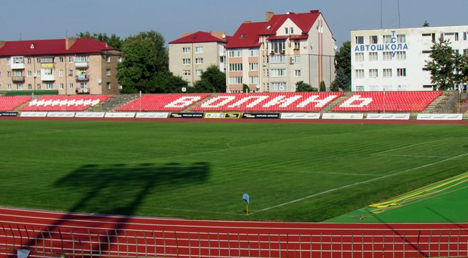 Верес не будет играть в Луцке из-за высокой цены за аренду Авангарда