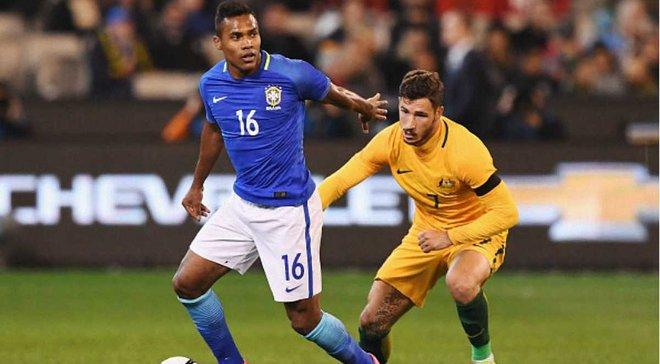 Алекс Сандро и Жемерсон вызваны в сборную Бразилии на матч против Колумбии