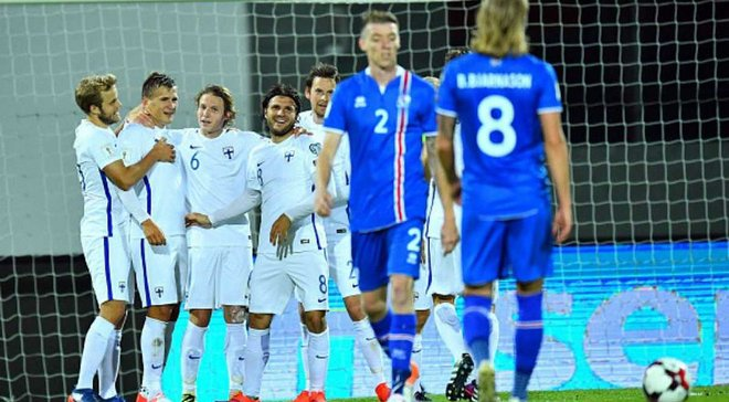 Финляндия – Исландия – 1:0 – Видео гола и обзор матча