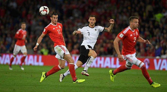 Уэльс – Австрия – 1:0 – Видео гола и обзор матча