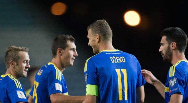 Гибралтар – Босния и Герцоговина – 0:4 – Видео голов и обзор матча
