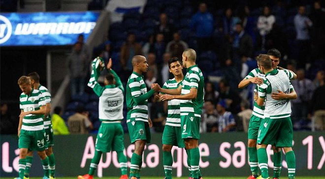 Олимпиакос – Спортинг Л – 2:3 – Видео голов и обзор матча