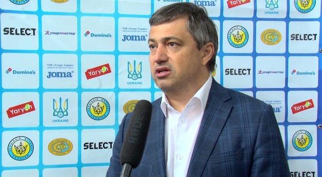 Вице-президент ФФУ Костюченко подделал свой диплом, – СМИ