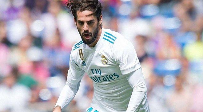 Іско підписав новий контракт з Реалом