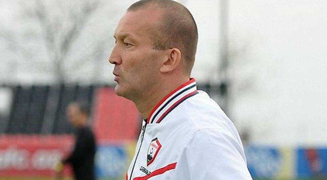Григорчук: Считаю, что из чемпионата Азербайджана возможно попасть в сборную Украины
