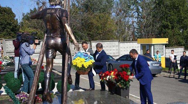 ФФУ учредит турнир памяти Андрея Гусина