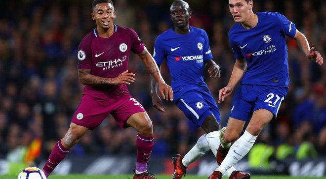 Футбол англии видеообзор тура ман сити челси