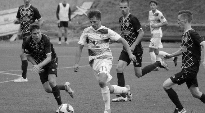 17-летний футболист Подолья Безпалько трагически погиб