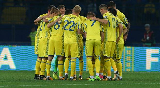 Косово – Украина: стартовые составы команд