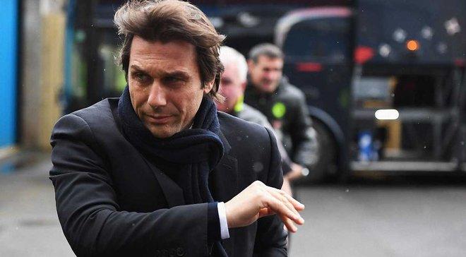 Конте может возглавить Милан в случае увольнения Монтеллы