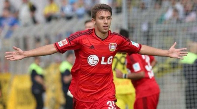Юрченко выйдет в составе Байера в товарищеском матче, – Kicker