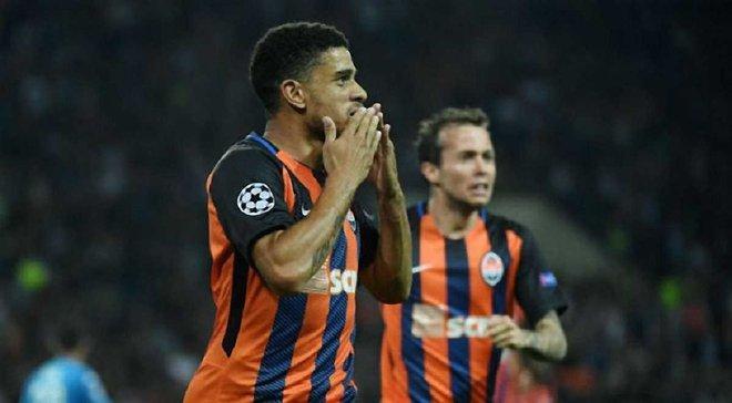 Тайсон – найкращий футболіст України вересня 2017 року, Буяльський та Харатін – в трійці