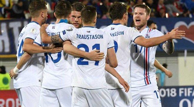 Исландия на выезде разгромила Турцию