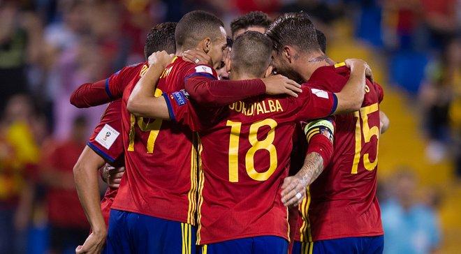 Испания – Албания – 3:0 – Видео голов и обзор матча