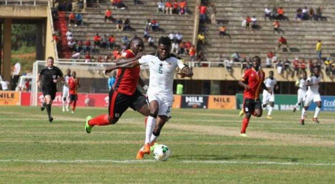Гана вимагає переграти матч відбору до ЧС-2018 проти Уганди через скандальне рішення арбітра