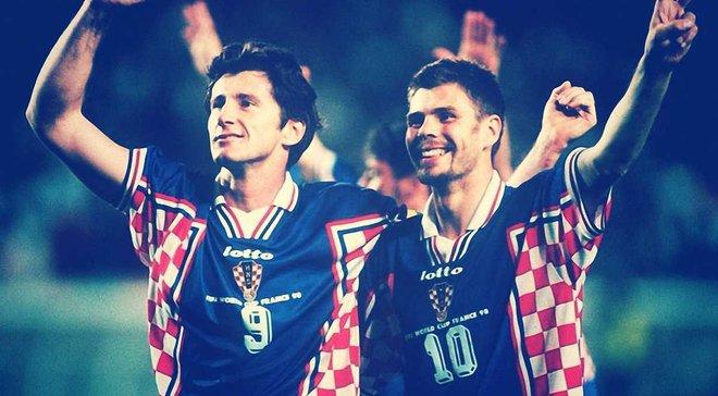 Сенсаційна Хорватія – бронзовий призер Кубка світу-1998. Де вони зараз?