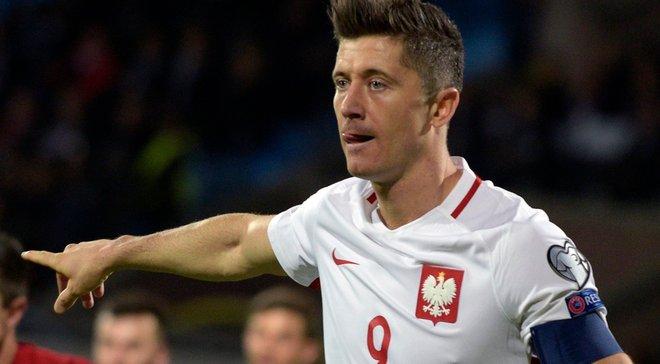 Левандовски обновил рекорд по количеству голов в одном отборочном цикле в Европе